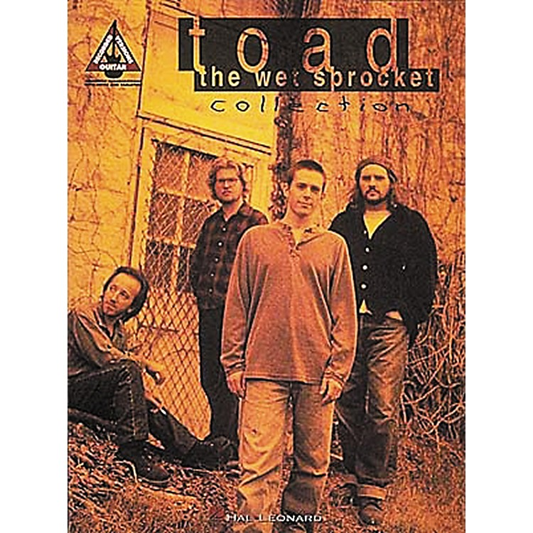 Hal LeonardToad the Wet Sprocket Collection Guitar Tab Songbook
