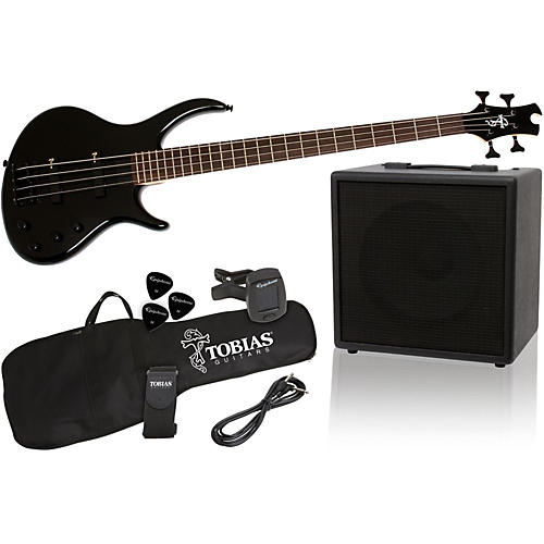 Tobias Toby Bass Performance Pack Ebony