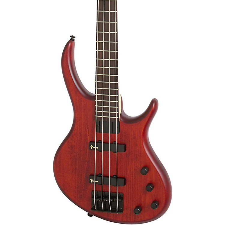 Tobias Toby Deluxe-IV Electric Bass Walnut