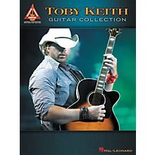 Hal Leonard Toby Keith Guitar Collection - Guitar Recorded Versions Songbook