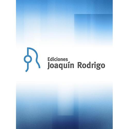 Schott Toccata (Solo Guitar Ediciones Joaquin Rodrigo) Schott Series Composed by Joaquin Rodrigo-thumbnail