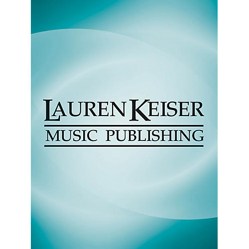 Lauren Keiser Music Publishing Toccata in F (Saxophone Quartet and Percussion) LKM Music Series  by Marty Paich