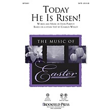 Brookfield Today He Is Risen! CHOIRTRAX CD Composed by John Purifoy
