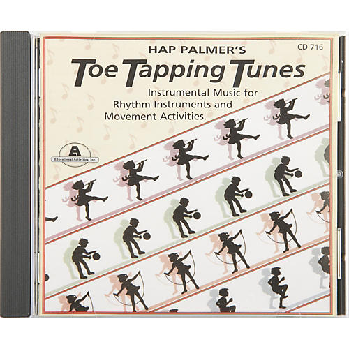 Educational Activities Toe Tapping Tunes