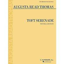 G. Schirmer Toft Serenade (Viola and Piano) String Series