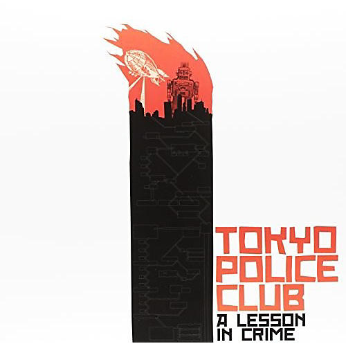 Alliance Tokyo Police Club - Lesson In Crime / Smith