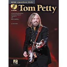 Hal Leonard Tom Petty - Guitar Signature Licks (Book/CD)