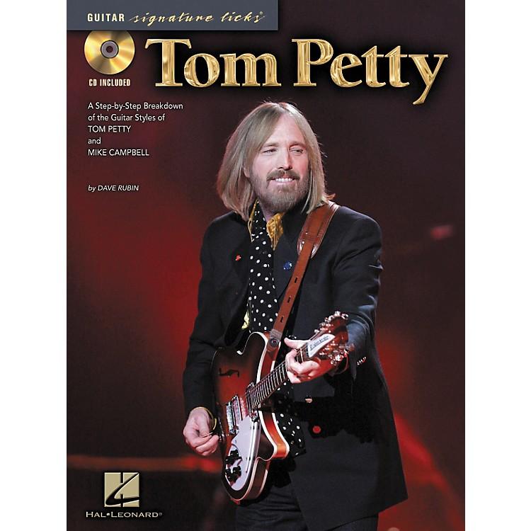 Hal LeonardTom Petty - Guitar Signature Licks (Book/CD)