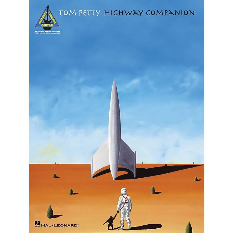 Hal LeonardTom Petty - Highway Companion Guitar Tab Songbook