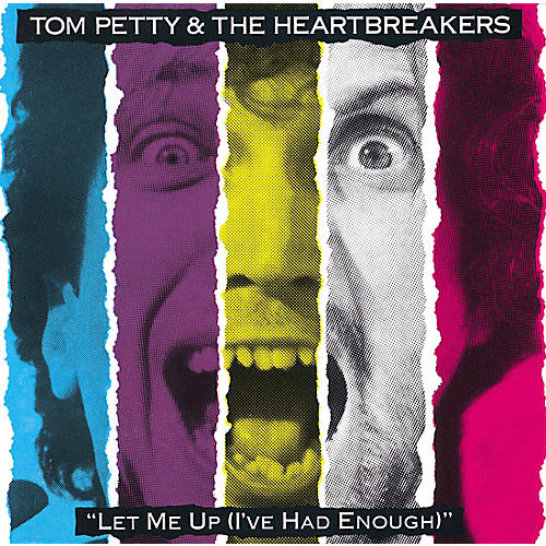 Universal Music Group Tom Petty & The Heartbreakers Let Me Up (I've Had Enough) [LP]-thumbnail