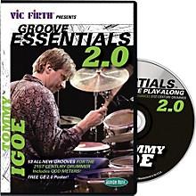 Hudson Music Tommy Igoe Groove Essentials 2.0 DVD
