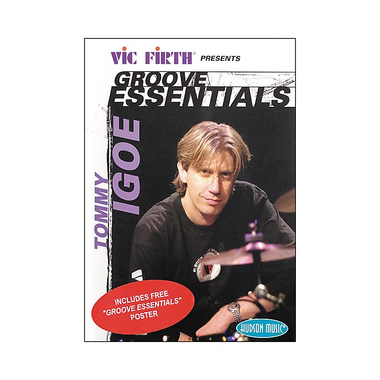 Hudson Music Tommy Igoe Groove Essentials (DVD)