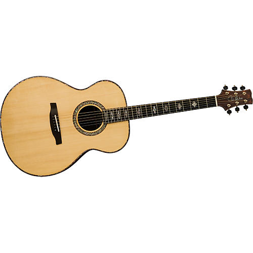 PRS Tonare Grand Acoustic Guitar with Rosewood Back and Sides
