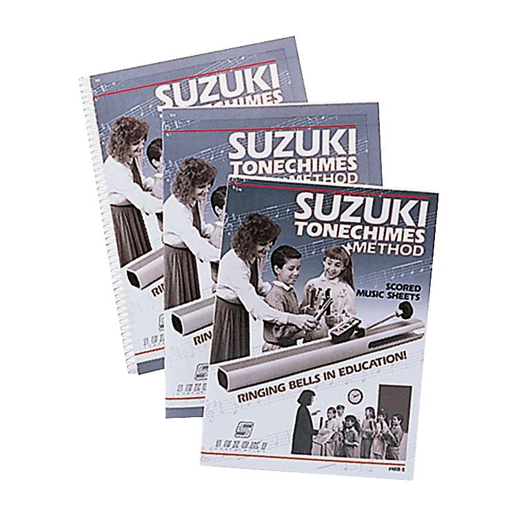 SuzukiTone Chimes Volume 2 Method/Scored Music Sheets