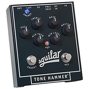 aguilar tone hammer preamp direct box bass pedal musician 39 s friend. Black Bedroom Furniture Sets. Home Design Ideas