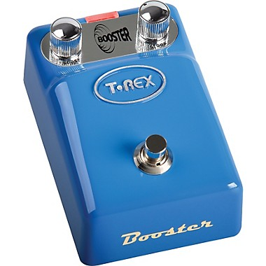 ToneBug Booster Guitar Effects Pedal Blue