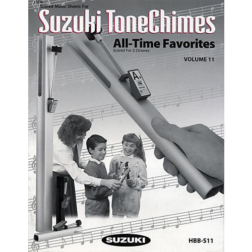 Suzuki ToneChimes Music Books Volume 6 to 13