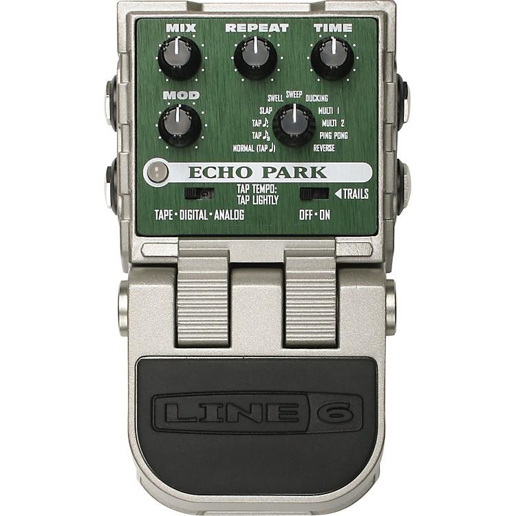 Line 6ToneCore Echo Park Delay Guitar Effects Pedal