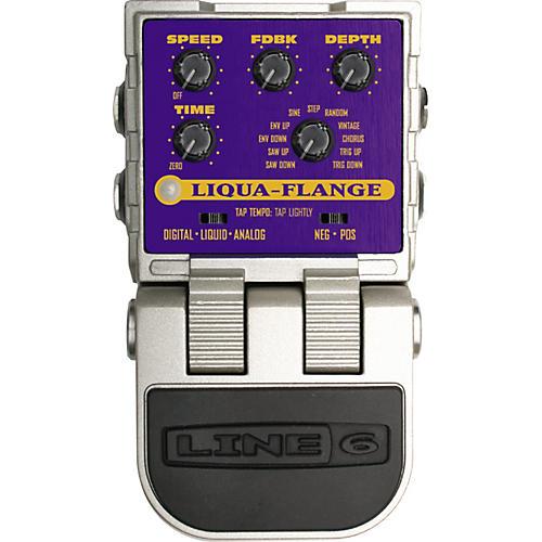 Line 6 ToneCore Liqua Flange Guitar Effects Pedal