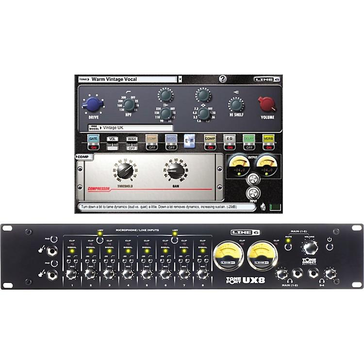 Line 6TonePort UX8 Recording Interface