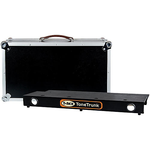 T-Rex Engineering ToneTrunk 56-L Pedal Board in Flight Case-thumbnail