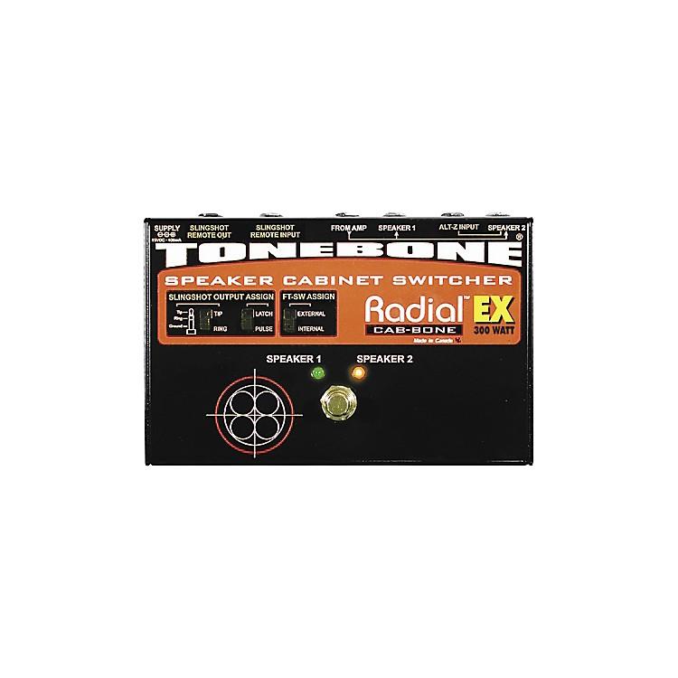 Radial EngineeringTonebone Cab-bone EX Speaker Cabinet Switcher 300 Watt