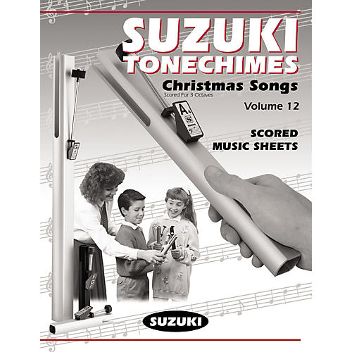 Suzuki Tonechime Arrangements 12 for Handbells Book