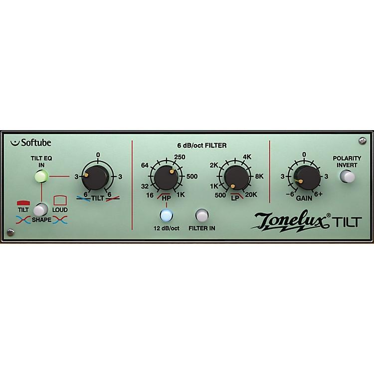 SoftubeTonelux Tilt EQ Plug-in - TDMSoftware Download
