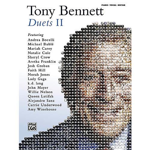 Alfred Tony Bennett - Duets II Book-thumbnail