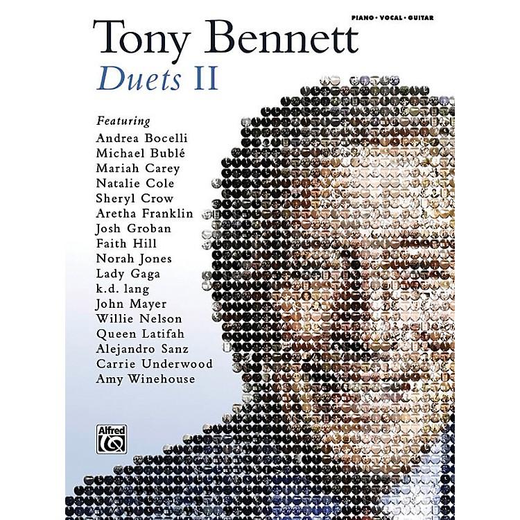 AlfredTony Bennett - Duets II Book