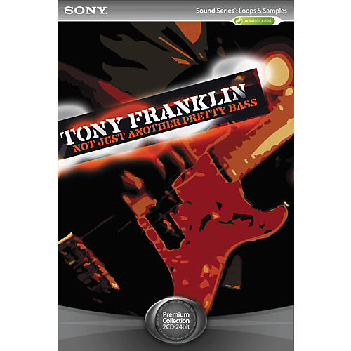 Sony Tony Franklin: Not Just Another Pretty Bass
