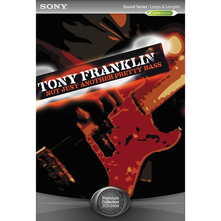 SonyTony Franklin: Not Just Another Pretty Bass