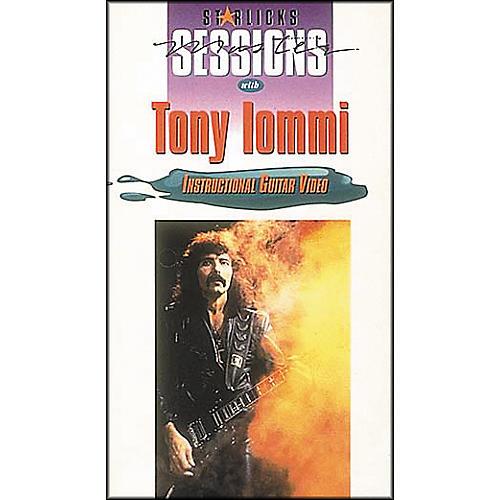 Star Licks Tony Iommi (VHS)-thumbnail