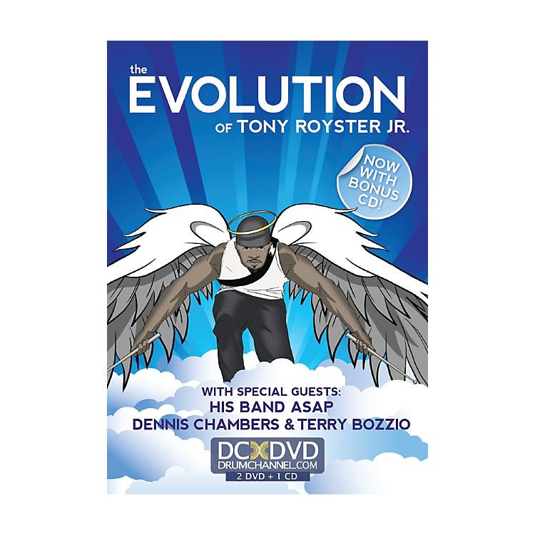 AlfredTony Royster Evolution 2 DVDs & CD