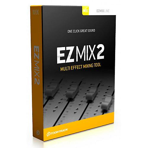 Toontrack Toontrack EZMix 2 Multi EFX Software Download