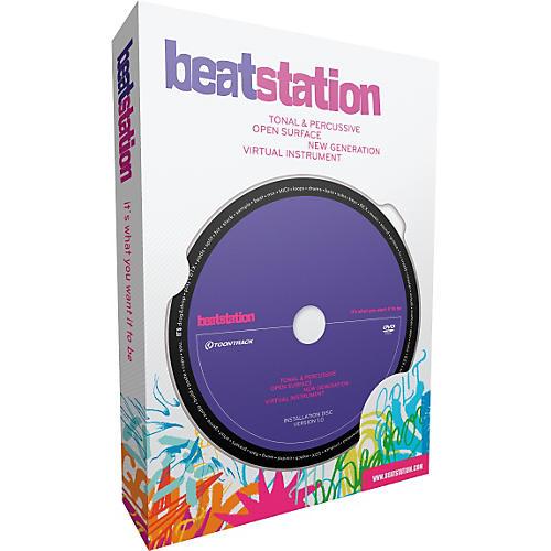Toontrack ToontrackBeatstation Virtual Instrument SoftwareDownload