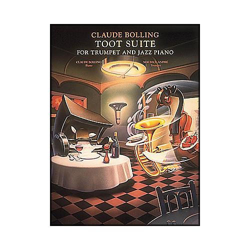 Hal Leonard Toot Suite for Trumpet And Jazz Piano Trio
