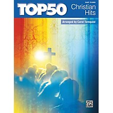 Alfred Top 50 Christian Hits Easy Piano Songbook