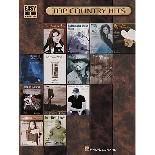 Hal Leonard Top Country Hits