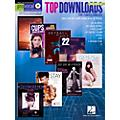 Hal Leonard Top Downloads - Pro Vocal Songbook & CD For Female Singers Vol. 62