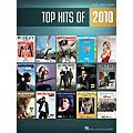 Hal LeonardTop Hits Of 2010 PVG Songbook