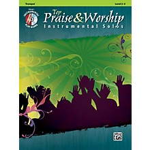 Alfred Top Praise & Worship Instrumental Solos - Trumpet, Level 2-3 (Book/CD)