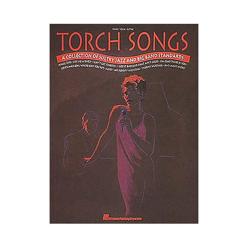 Hal Leonard Torch Songs Piano/Vocal/Guitar Songbook-thumbnail