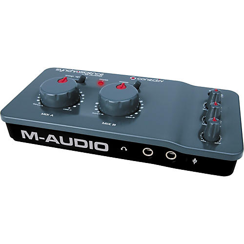 M-Audio Torq Conectiv DJ Audio Interface (4x4 USB) with Performance Software