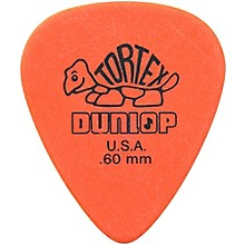Dunlop Tortex Standard Guitar Picks .60 mm 6 Dozen