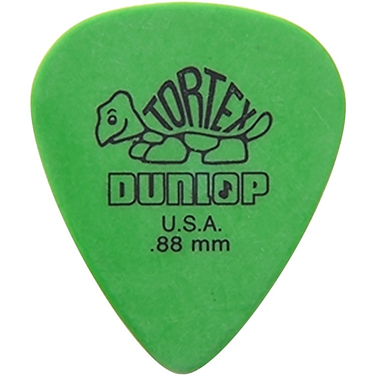 Dunlop Tortex Standard Guitar Picks .50MM 6 Dozen
