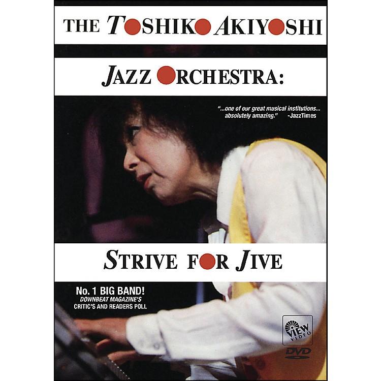 Hal LeonardToshiko Akiyoshi Jazz Orchestra DVD