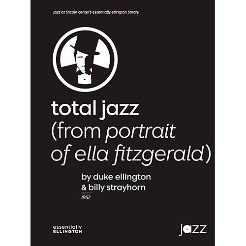 Alfred Total Jazz Jazz Ensemble Grade 2 (Medium Easy)-thumbnail
