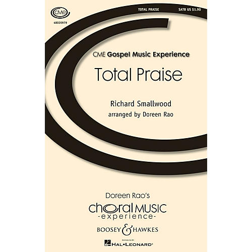 Boosey and Hawkes Total Praise (CME Gospel Music Experience) SATB arranged by Doreen Rao-thumbnail