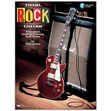 Hal Leonard Total Rock Guitar (Book/Online Audio)